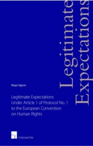 01-2015_boeken_Legitimate_Expectations_Under_Article 1_of_Protocol_No._1_to_the_European_Convention_on_Human_Rights