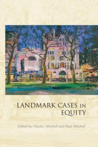 04-2015_boek_Landmark_Cases_in_Equity
