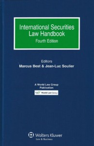 06-2015_boek_International_Securities_Law_Handbook
