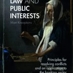 Competition Law and Public Interests. Principles for resolving conflicts and an application to the banking sector